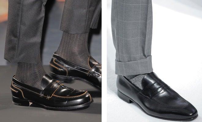 calze estate moda uomo
