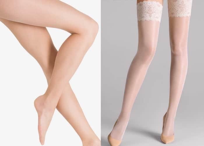 nuova collezione aspetto estetico prezzo all'ingrosso Le calze adatte per un matrimonio in estate - Scarpe Alte ...
