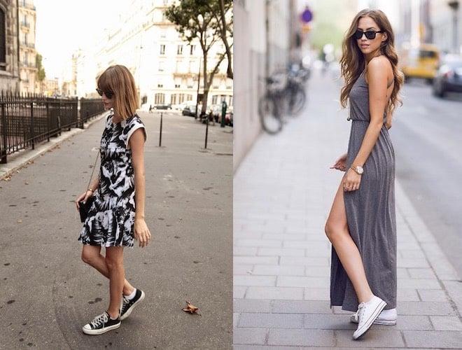 converse vestiti abbinamenti estivi