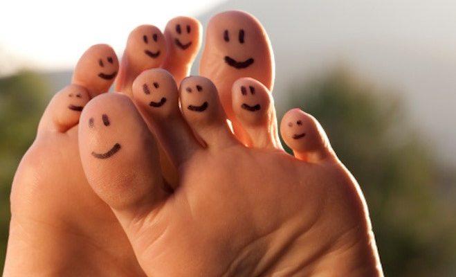 eliminare puzza piedi