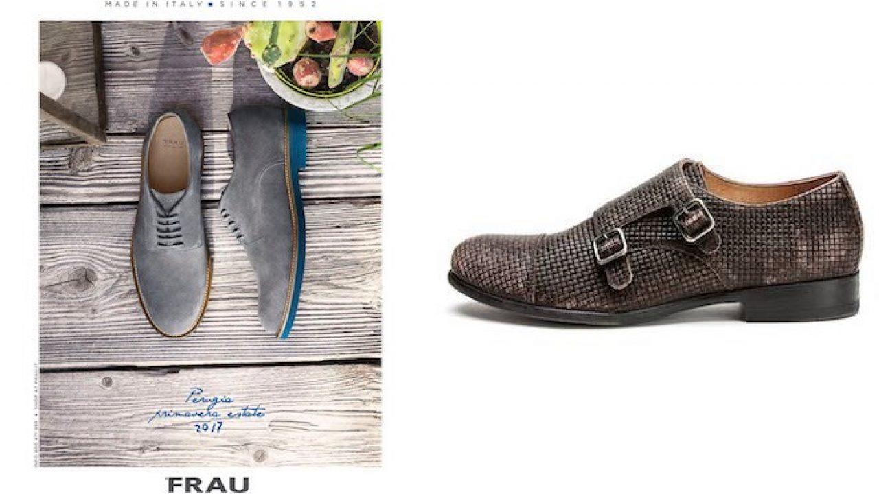 Frau scarpe uomo primavera estate 2017. Prezzi e catalogo