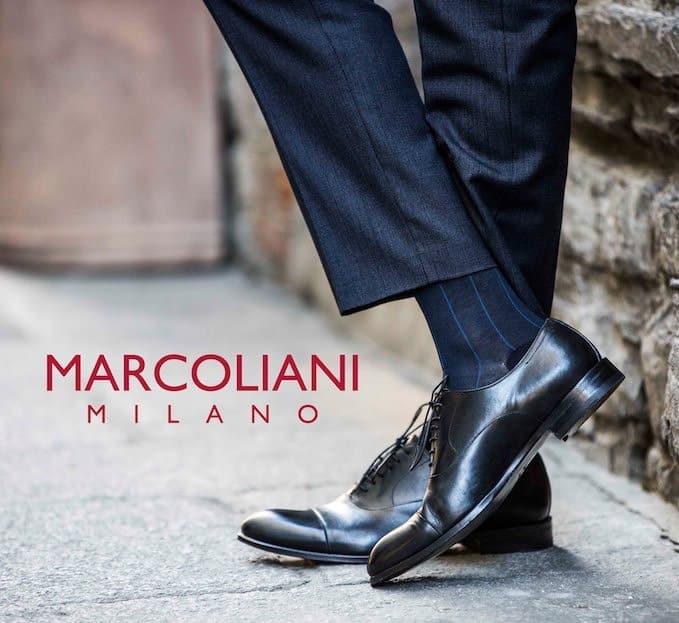 marcoliani calze uomo estive