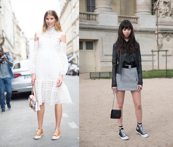 parigi street style couture estate 2016