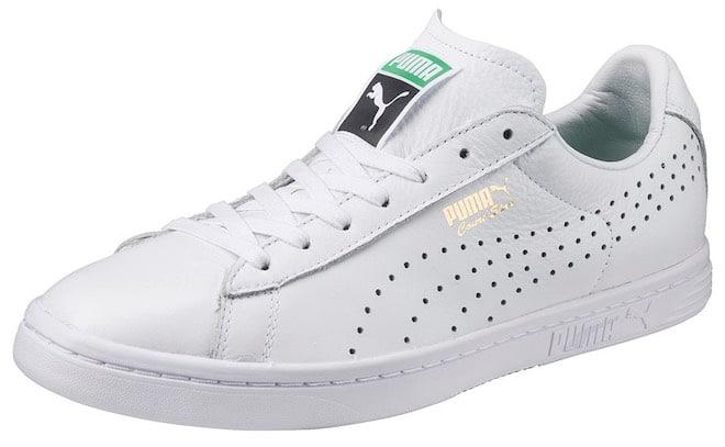 scarpe puma tutte bianche