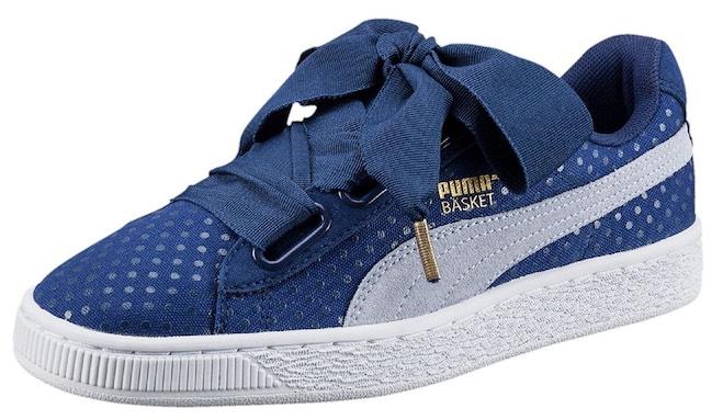 scarpe puma azzurre donna