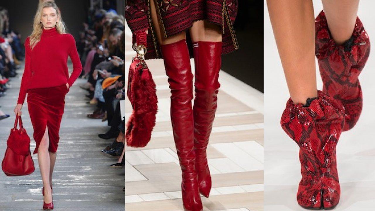 givenchy stivali rossi