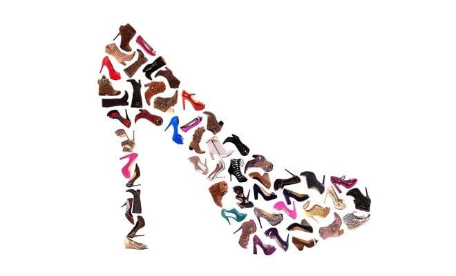 scarpe lingua inglese-francese