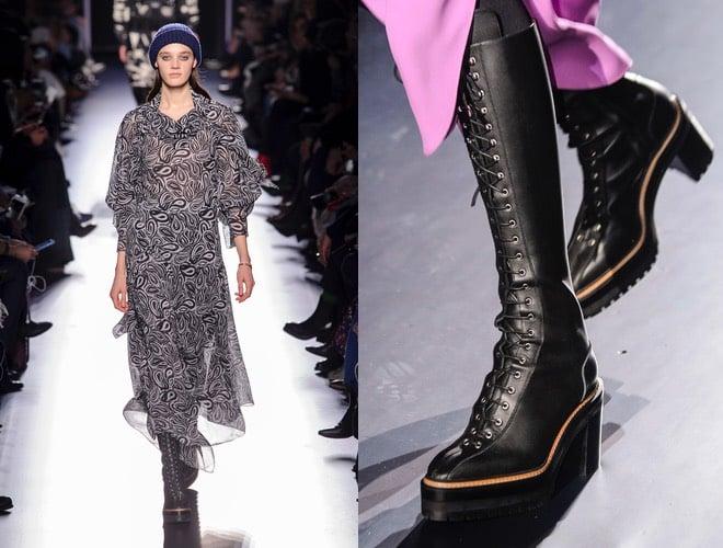 Hermes scarpe vestiti inverno 2017-2018