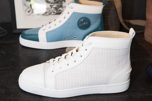 Louboutin sneaker uomo estate 2017
