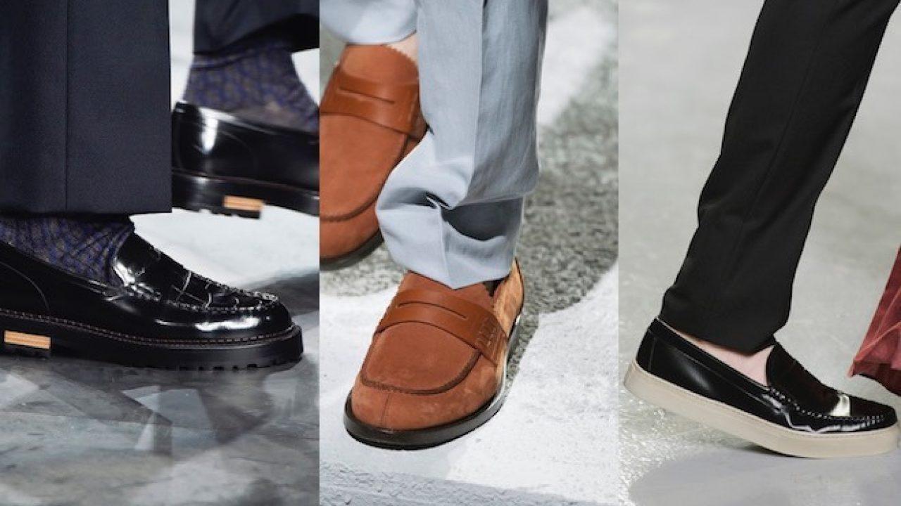 Moda uomo: come abbinare i mocassini in estate e in inverno