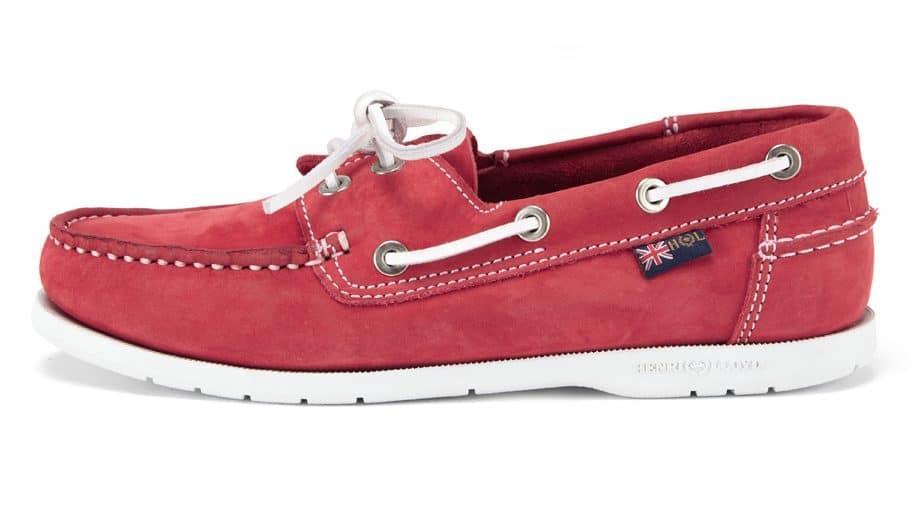 scarpe barca uomo Henri Lloyd