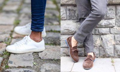 scarpe basse estive uomo