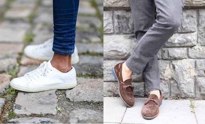 Scarpe basse uomo per l estate  eleganti e sneaker 9b6ee4c2fa5