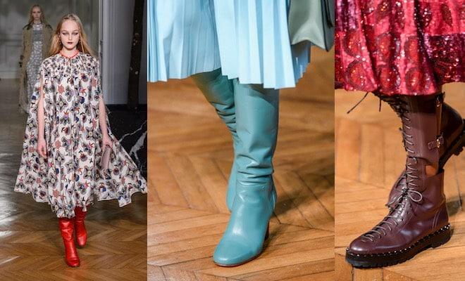 valentino scarpe vestiti donna inverno 2017-2018