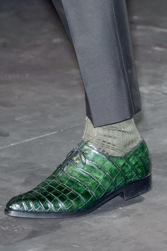 Berluti scarpe verdi uomo 2018