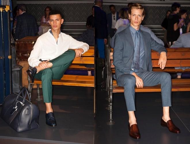 Canali scarpe vestiti uomo primavera estate 2018