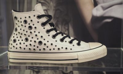 Converse All Star autunno inverno 2017-2018 bianche