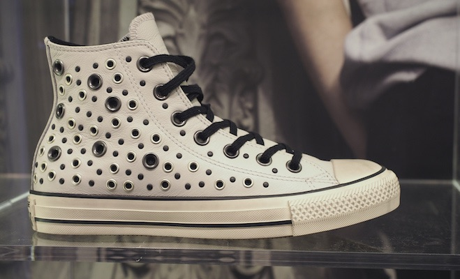 2all star converse donna nere