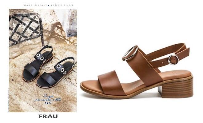 1bd13090e27c4 Frau donne un catalogo pieno di belle scarpe tutte e tutte Made in Italy