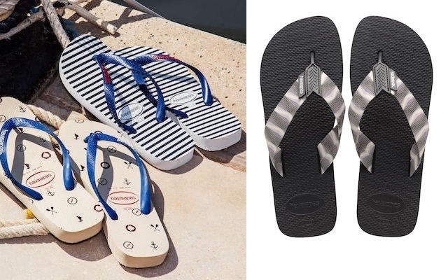 cheap for discount 65ea8 6094d Havaianas uomo 2017, infradito e sandali. Prezzi e nuovi ...
