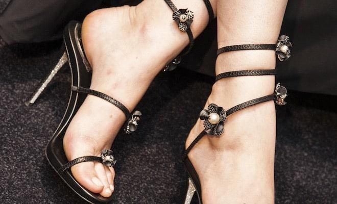 Sandali e scarpe gioiello, alte o bassi per l'estate 2017