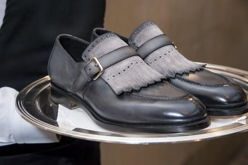 Santoni scarpe uomo estate 2018