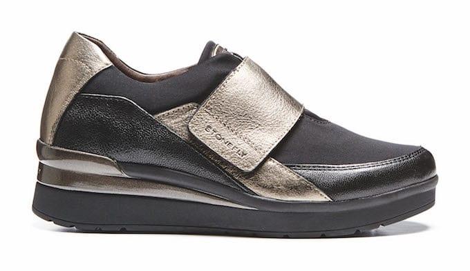 Stonefly sneaker donna zeppa inverno 2017-2018
