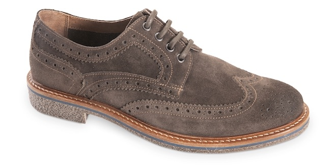 Valleverde-scarpe stringate uomo autunno inverno 2017-2018