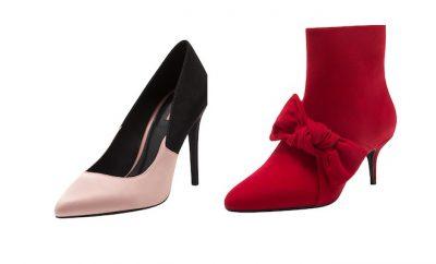 bershka scarpe donna inverno 2017-2018