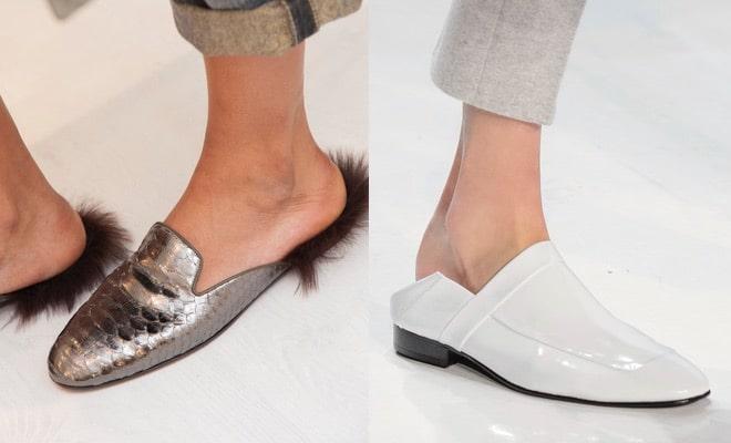 pantofole moda donna a-i 2017-2018