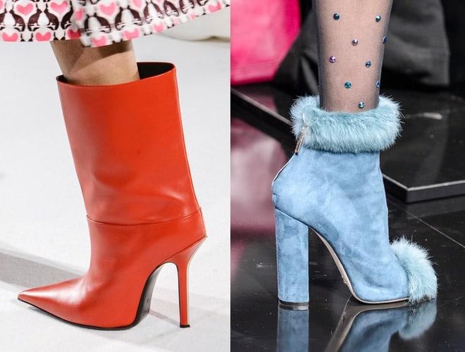 stivaletti inverno moda 2018