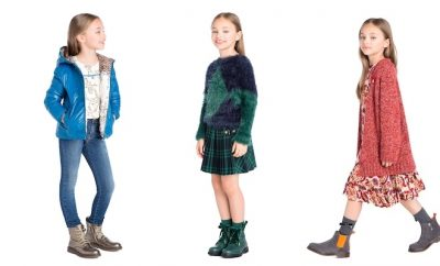 twin set bambina inverno 2017-2018 catalogo