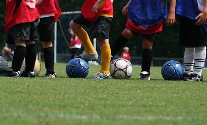 scarpe da calcio per bambini