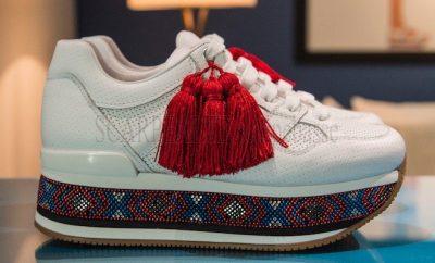 Hogan scarpe donna primavera estate 2018
