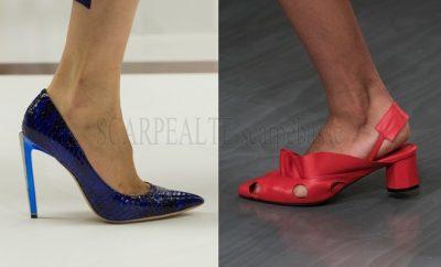 Scarpe moda londra sfilate p-e2018