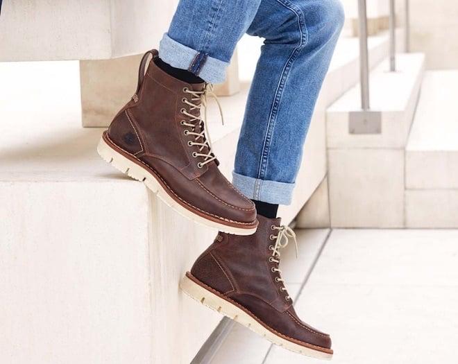 Timberland scarpe uomo inverno 2017-2018. Prezzi catalogo intero ... 4a0fcf98cf2