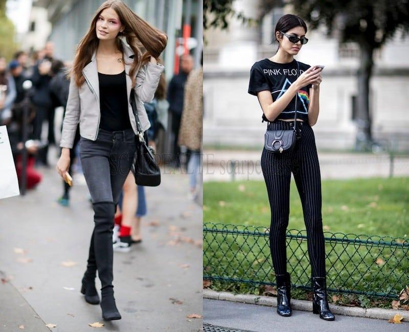 Parigi street style 2017 Idee modainverno 2018