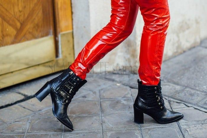 Paris stivaletti moda inverno 2018 abbinamenti_