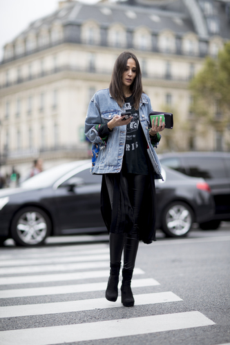 Parigi street style