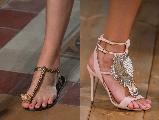10 Scarpe Da Donna Per La Primavera Estate 2018 Moda D.it