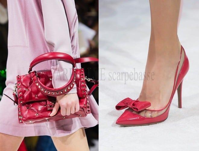 Valentino scarpe borse donna primavera estate 2018. Tutti i modelli ... a3ad2d15163