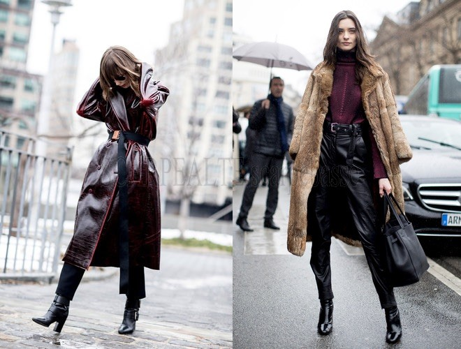 Street style parigi new york 2017