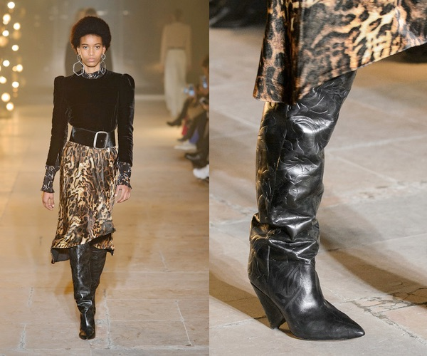 Isabel marant scarpe abiti inverno 2017 2018