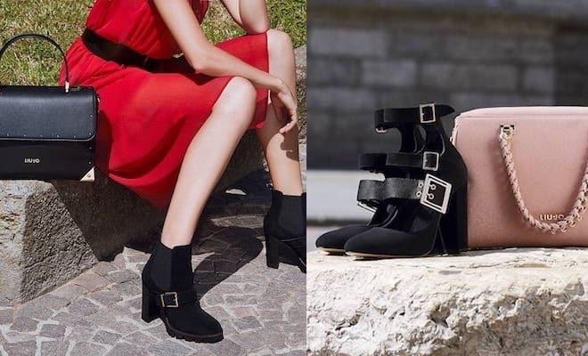 liu Jo scarpe stivali autunno inverno 2017 2018