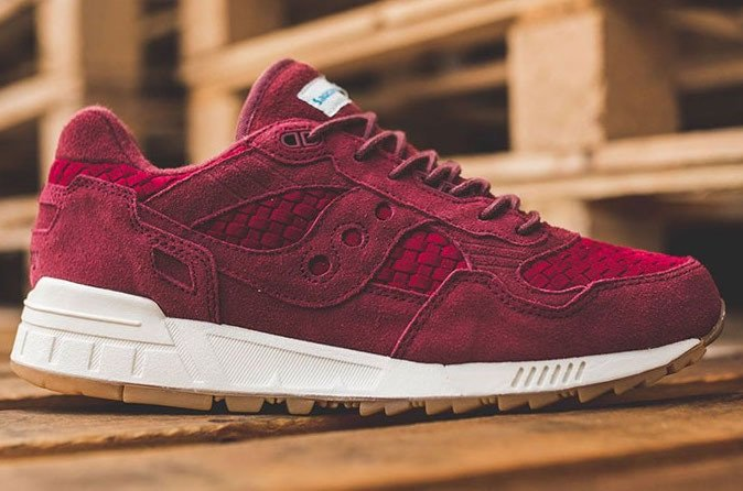 saucony-shadow-5000 rosse inverno 2017