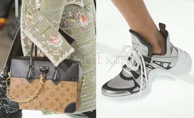 scarpe borse vuitton primavera estate 2018 d216b986256