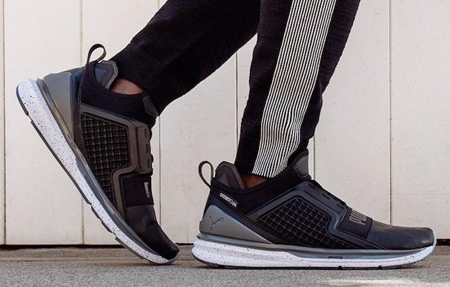 scarpe puma-nere autunno 2017