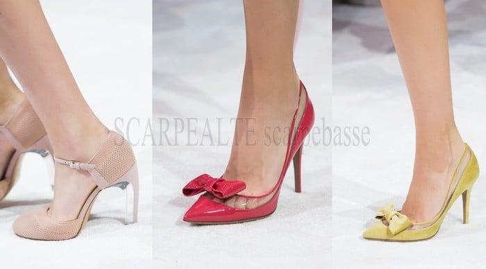 migliori scarpe da ginnastica 9e791 0a657 Valentino scarpe borse donna primavera estate 2018. Tutti i ...