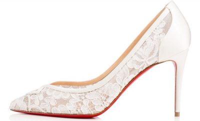 Louboutin scarpe sposa 2018