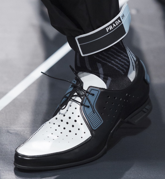 Prada scarpe uomo estate 2018